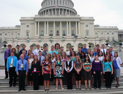 Electric cooperative youth tour