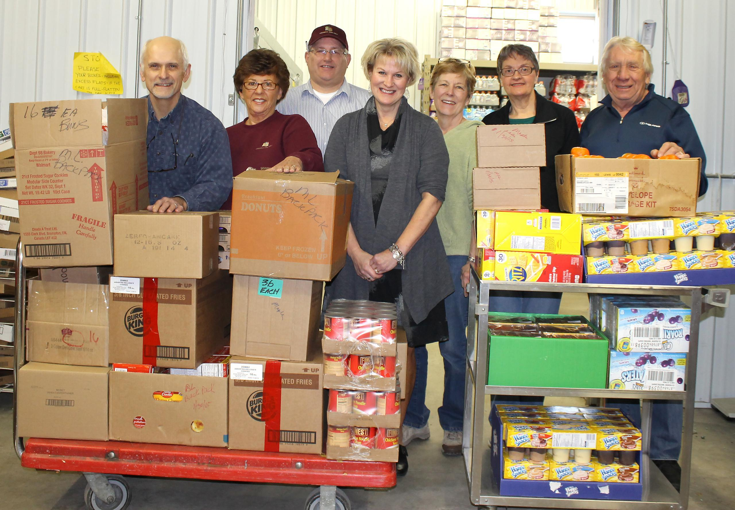 Wright-Hennepin Electric members raise food for the community