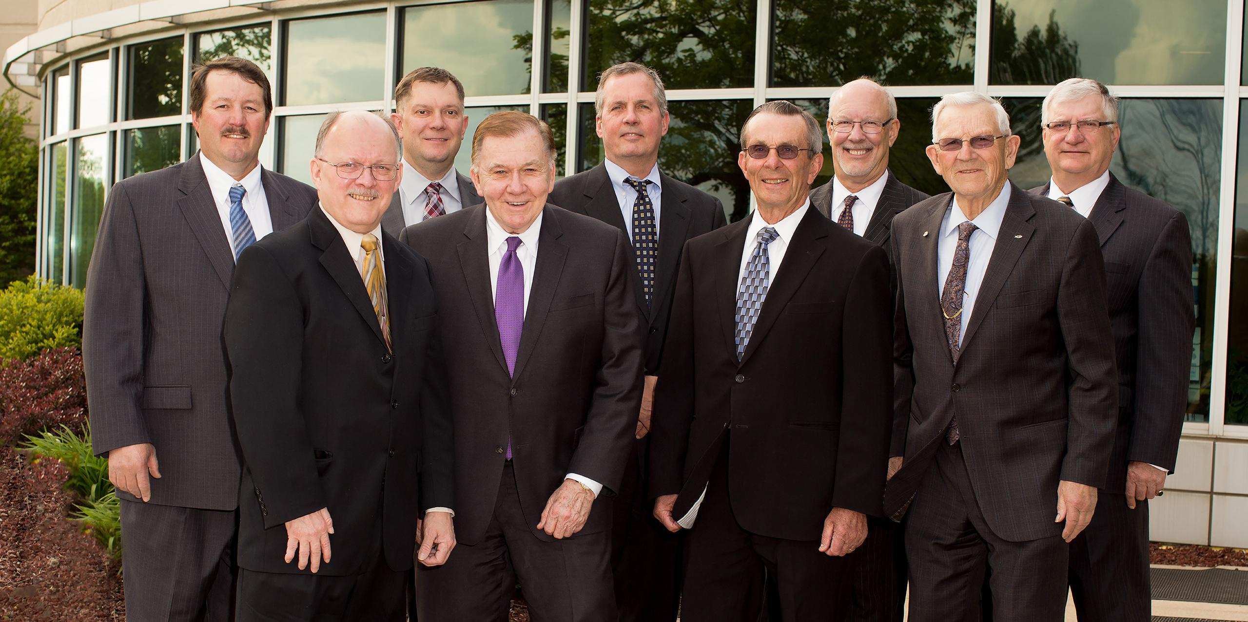 Wright-Hennepin's Board of Directors