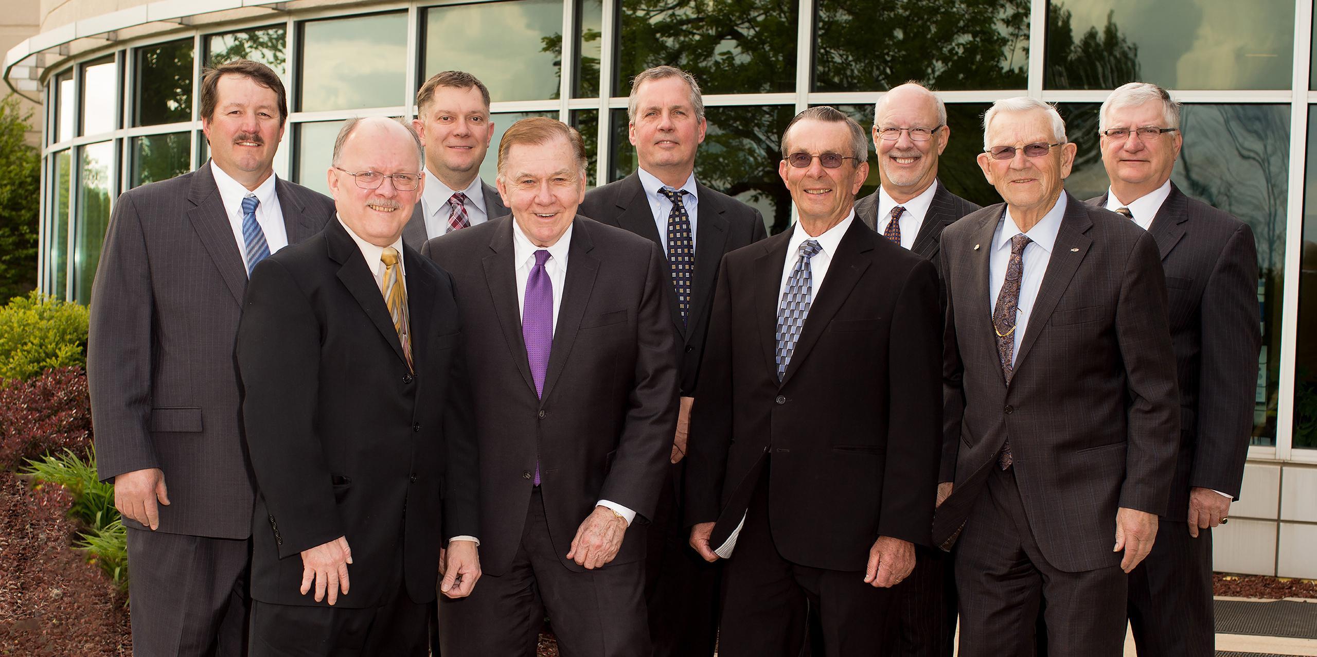 Wright-Hennepin's Board of Directors